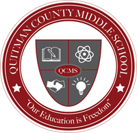 Quitman County Middle School Logo